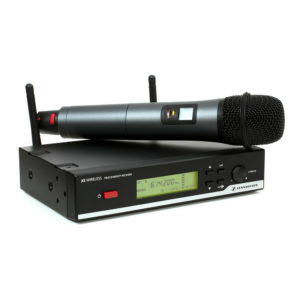 Single-Wireless-Microphone
