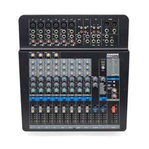audio mixer for rent