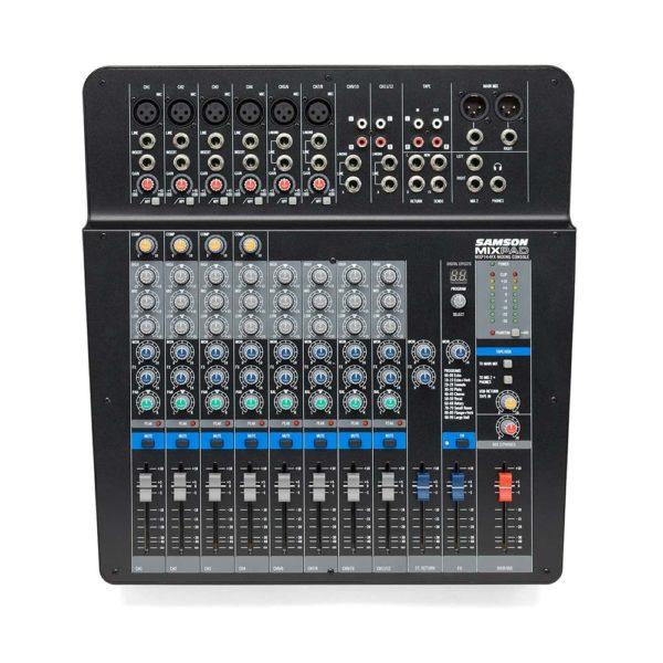 audio mixer for rent