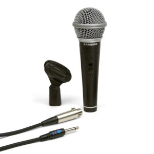 Wired Microphone rent in sri lanka