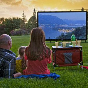 Outdoor Movie Night items