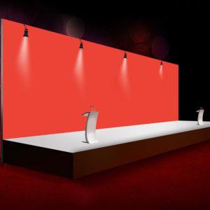 Backdrop Designing