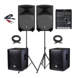 PA Systems for Hiring