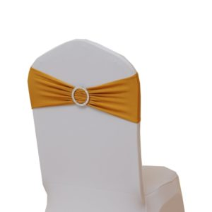 Chairs with Cover & Bow
